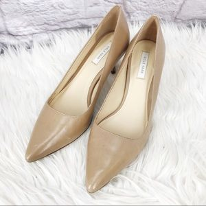 Cole Haan• Grand OS Nude Pointed Toe Pumps Classic